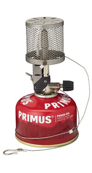 Primus Micron - Iluminación para camping - Steel Mesh gris